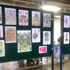 Carnaval Virtual em exposição na Universidade do Estado do RJ