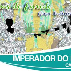 Samba Oficial 2017 – Imperador de Iguaçu