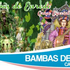 Samba Oficial 2017 – ESV Bambas de Ouro