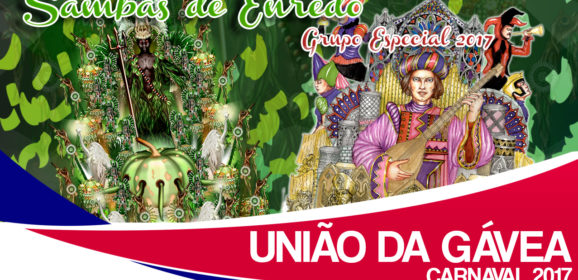 Samba Oficial 2017 – GRESV União da Gávea
