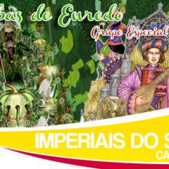 Samba Oficial 2017 – GRESV Imperiais do Samba