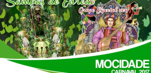 Samba Oficial 2017 – GRESV Mocidade
