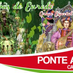 Samba Oficial 2017 – GRCESV Ponte Aérea