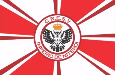 bandeira oficial - Imperio de Niterói