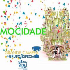 Mocidade e Rio Belo se consagram Campeãs do Grupo Especial e Acesso
