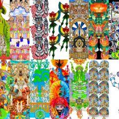 Reveja os Desfiles do Grupo de Acesso – Carnaval Virtual 2019