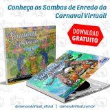 Ouça os sambas de enredo para o Carnaval Virtual 2019!