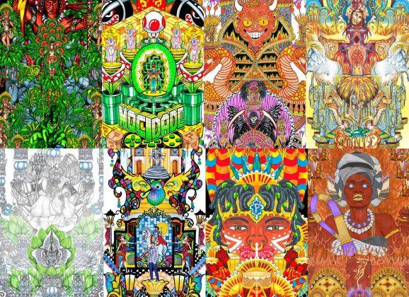 Reveja os Desfiles do Grupo Especial – Carnaval Virtual 2019